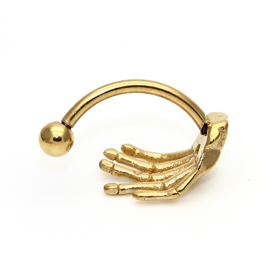 Buy Gold Eyebrow Jewelry And Get Free Shipping On Aliexpress