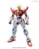 Bandai Gundam Original HGBF 1:144 Japan Anime Action Figures Build Burning Robot Toys Plastic Model New Year Gift HGD 193230