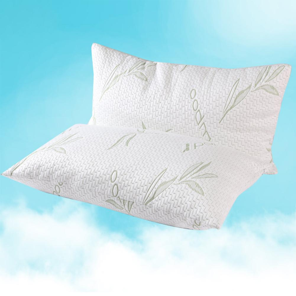 Adeeing Bamboo Pillow Cooling Shredded Memory Foam