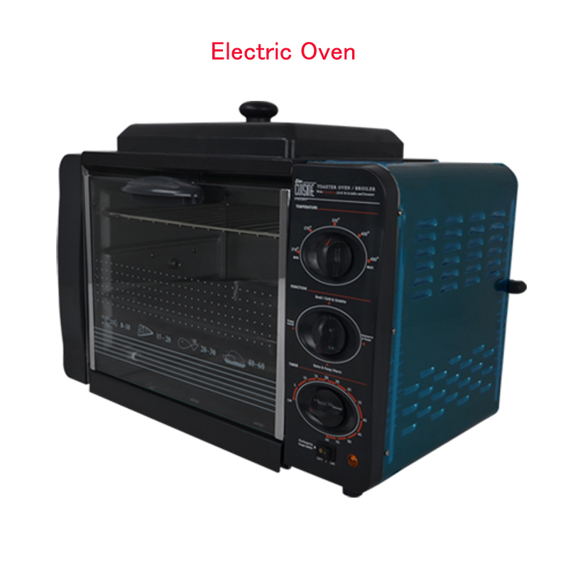 Electric Oven  Multifunction Baking Machine Household Roaster Cake/Pizza/Chicken/Fish Roasting Macine NS-110V jiqi electric baking pan double side heating household cake machine flapjack pizza barbecue frying grilling plate large1200w