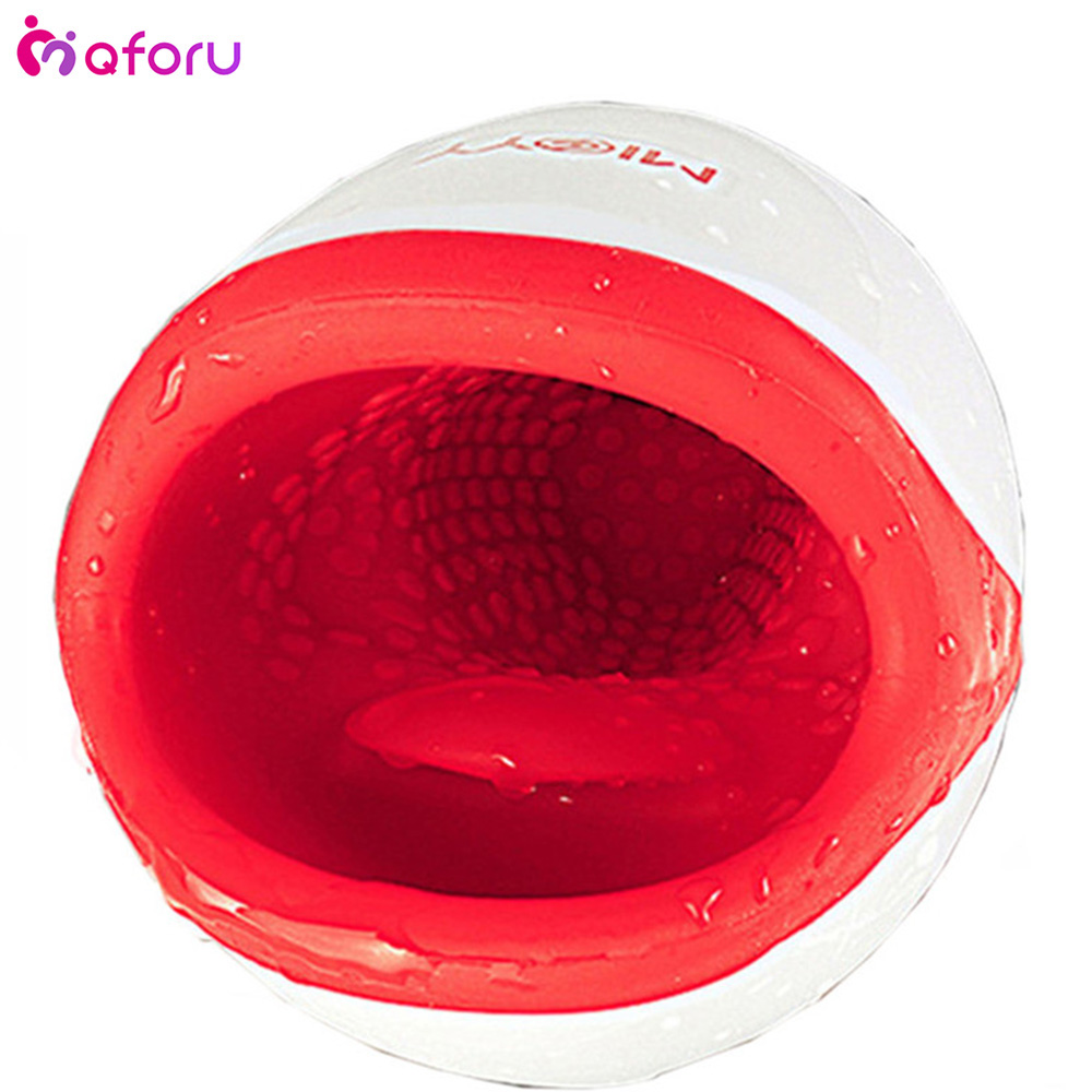 Automatic Vibrating Penis Massager Male Masturbator Smart Heating Tongue Oral Sucking Licking Vibrator Sex Machine Toys for MenAutomatic Vibrating Penis Massager Male Masturbator Smart Heating Tongue Oral Sucking Licking Vibrator Sex Machine Toys for Men