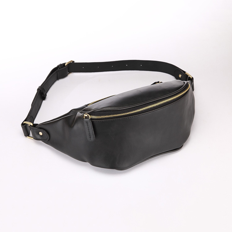 Belt Bag For Women Waist Bags Men's Belt Pack Handy Waterproof Fanny Pack Ladies Leather Chest Banana Bag Mens Hip Hip Bum Bags