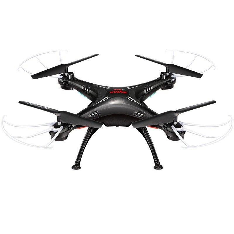 X5S RC quadrirotor Drone FPV 2.4G 4CH 6 axes + télécommande pour les ventilateurs de Drone RC bricolage