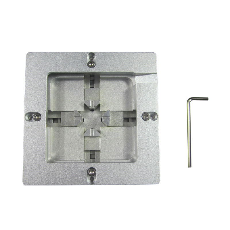 New auto align LY RD980 bga reball jig only wheel control one frame compatible for 80mm