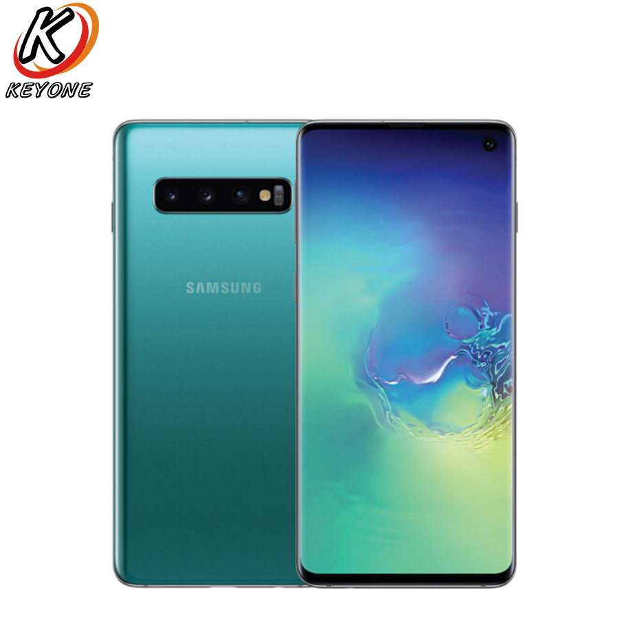New Samsung Galaxy S10 G973F-DS Mobile Phone 6.1