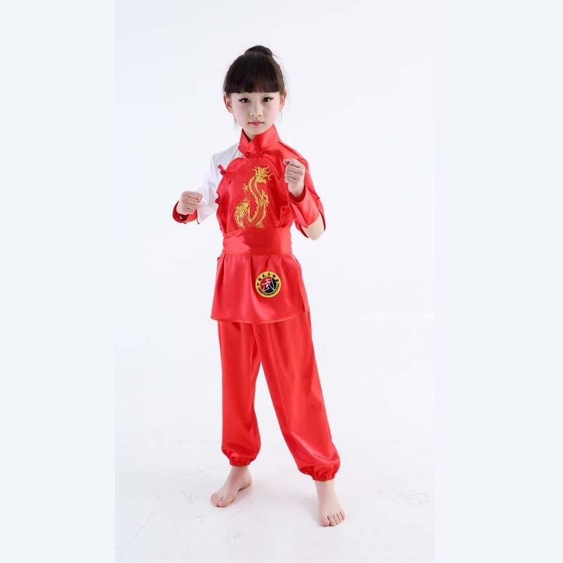 Bjj Wushu Women Traditional Chinese Taekwondo Uniform