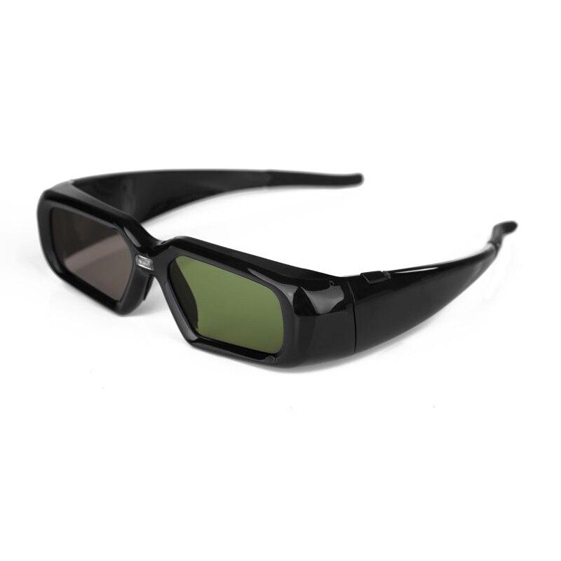 Fashionable 3D DLP Link Active Shutter 3D <font><b>Glasses</b></font> for <font><b>BenQ</b></font>/Acer/Optoma DLP 3D Projectors - Factory Wholesale