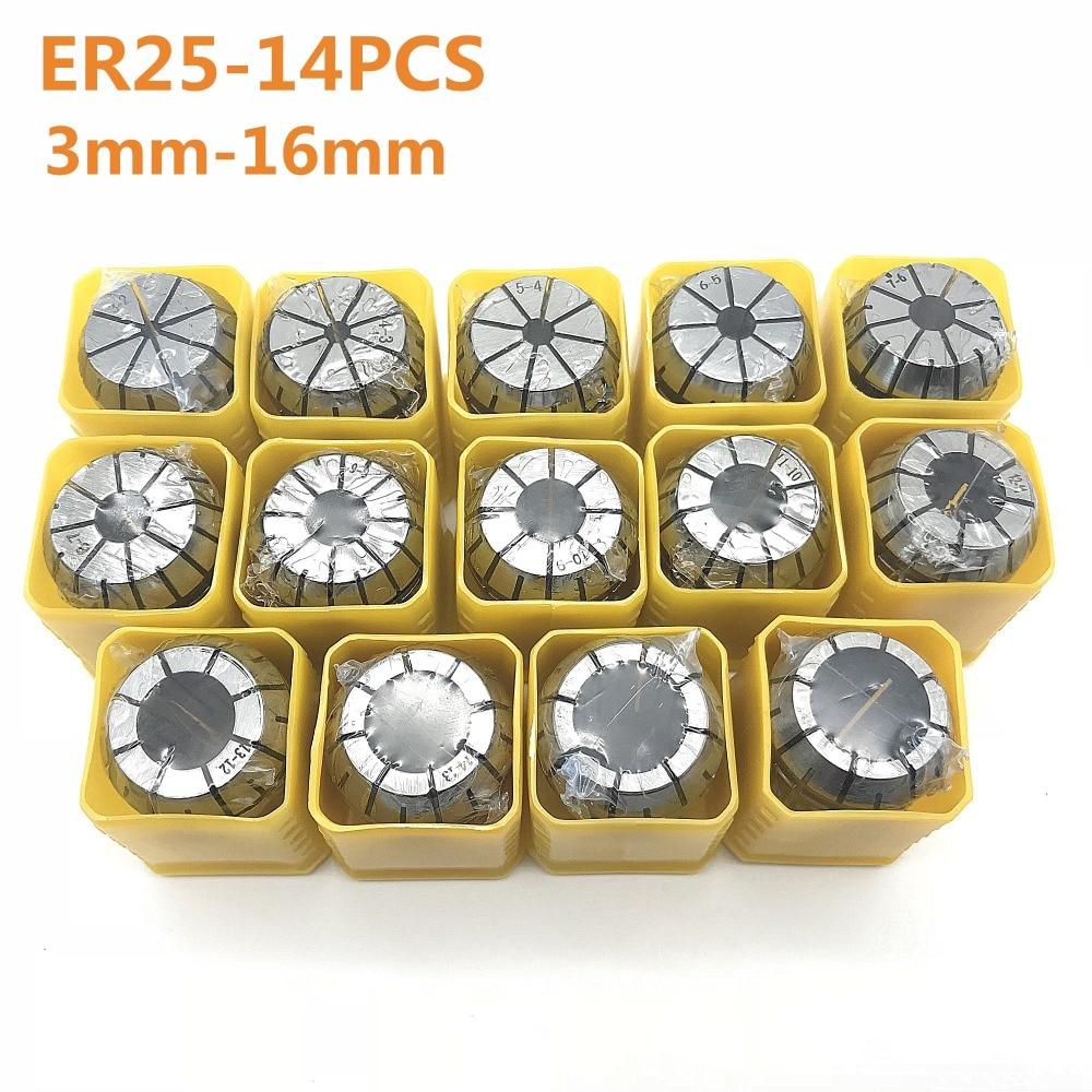 3mm ER-25 Round Collet