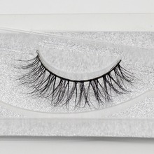 Visofreeขนตา 3D MinkขนตายาวขนตาMinkธรรมชาติDramatic Volume eyelashesขนตาปลอมA20