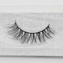 Visofree eyelashes 3D mink eyelashes long lasting mink lashes natural dramatic volume eyelashes extension false eyelashes A20