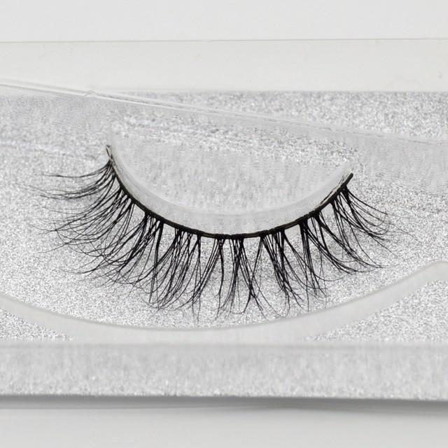 d6f00dcf187 Visofree eyelashes 3D mink eyelashes long lasting mink lashes natural  dramatic volume eyelashes extension false eyelashes A20