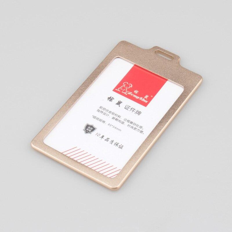 №Caliente marca marco ID badge titular de la tarjeta con cordones ...