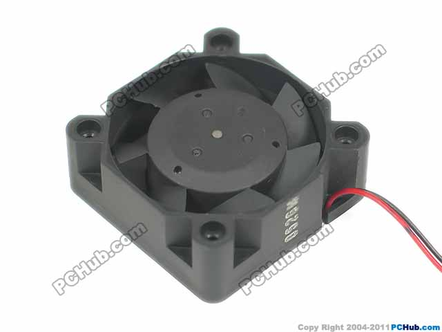 Emacro NONOISE G4015M12D DC 12V 0.130A 40X40X15mm Server Square fan