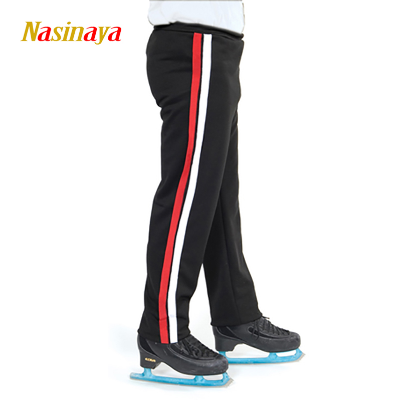 Customized Figure Skating Pants Ice Skating Costume Boys Man Trousers Adult Child Competition  Performance Training Clothes 2|Gymnastics| |  - title=
