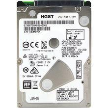 """HGST 2.5 """"HDD 500 GB Wewnętrzny dysk Twardy Laptopa HTS725050A7E630 dysków 7200 rpm SATAIII 500g dla Notebook 7 MM"""