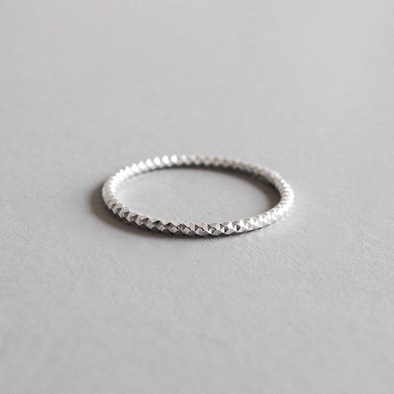 392830c84798 100% 925 anillos de plata esterlina para las mujeres aneis feminino ringen