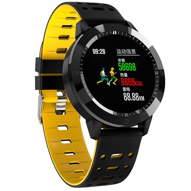 Smart Watch Men Women Fitness Heart Rate Monitor Blood Pressure Oxygen Bluetooth