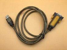 USB Кабель к Последовательному FTDI Чип 150 см USB 2.0 в RS232 Последовательный 9pin Кабель Преобразователя Промышленного COM Адаптер