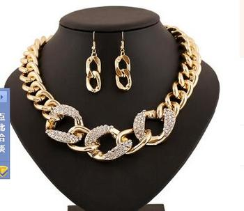 Design women grade latest Luxury Jewelry Sets