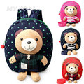 Для 1-3 лет Детские Хранитель Малышей Прогулки Привязные ремни Медведь Рюкзак Ремень Сумки