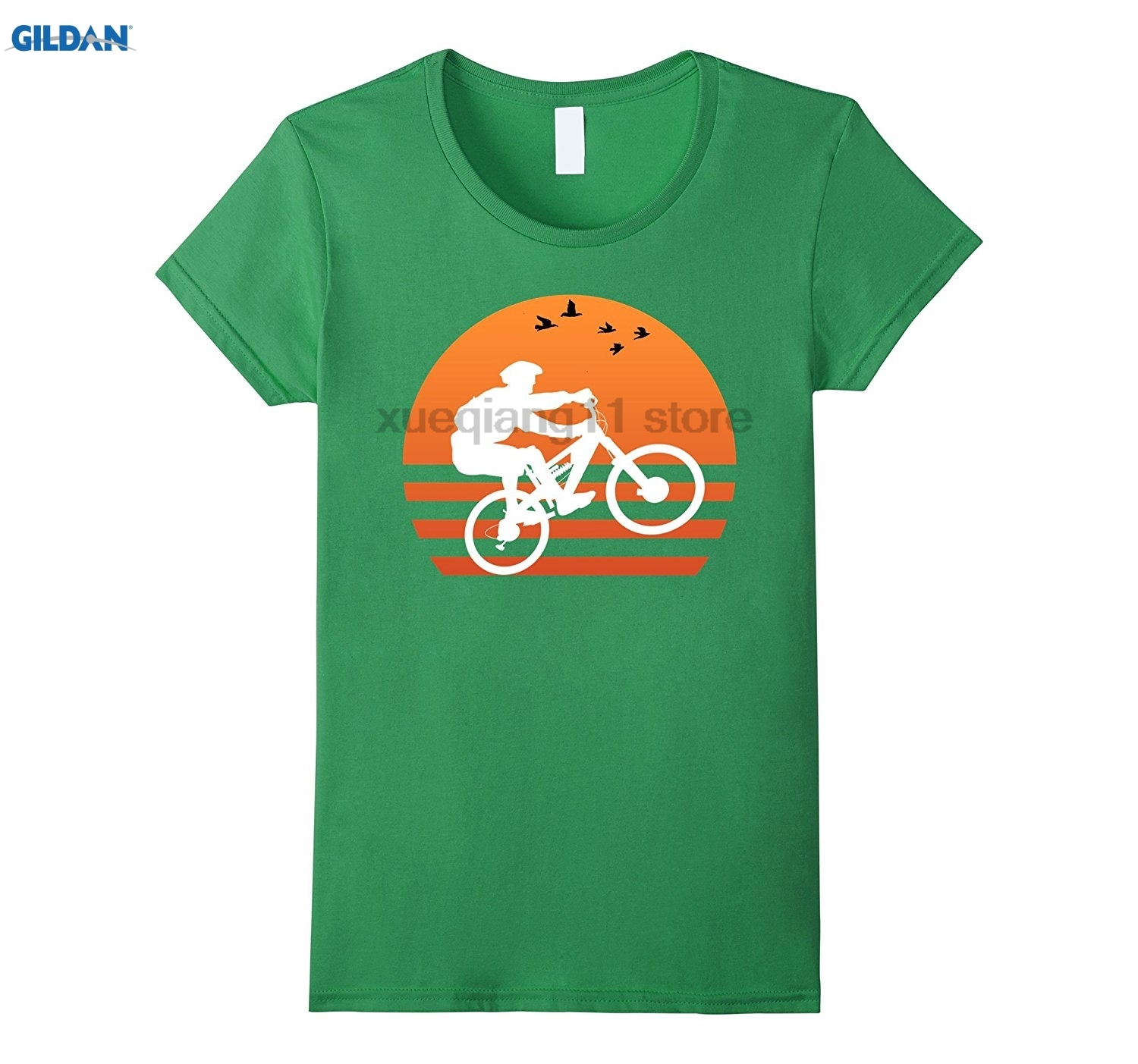 GILDAN Mountain Biking T Shirt Mountain Biker T-Shirt Mountain Biker ...
