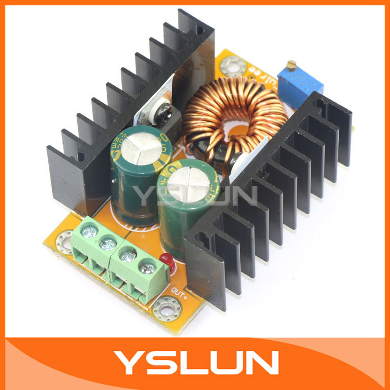 Dc Dc Boost Converter Dc 12v 24v 48v 60v 15a Adjustable