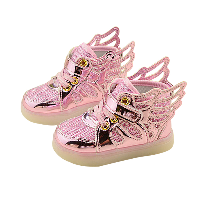 Baby Light Up Shoes M