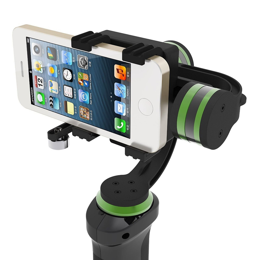 Lanparte HHG-01 Ultra 3-Axis for Gopro Handheld Steadycam Camera Gimbal Stabiliz
