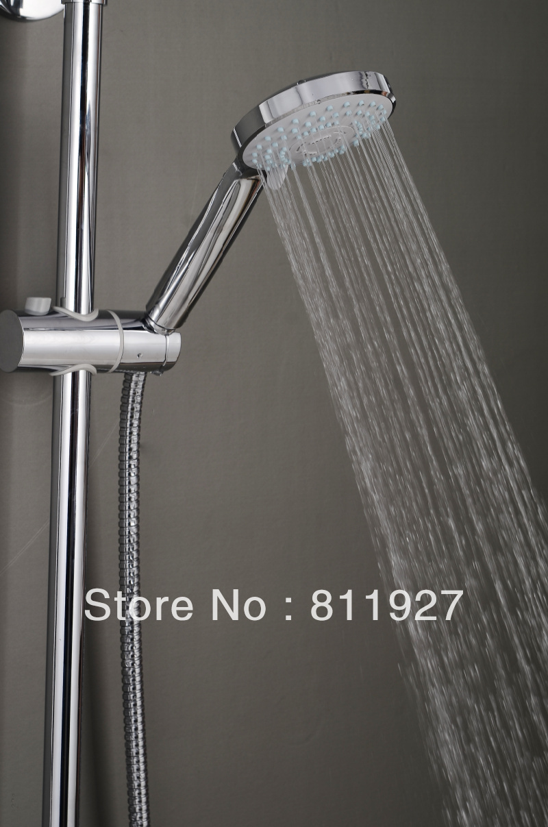Free Shipping High Level Good Quality Abs Bathroom Hand Shower Sanitary Ware Set Ings 3 Style For You Choose One In Heads From Home