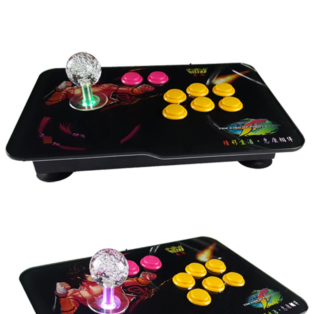 6200 arcade joystick game console USB game console smart TV computer mobile phone joystick game console