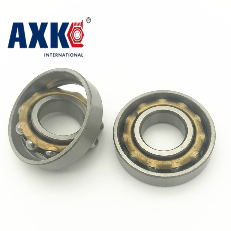 2018 Thrust Bearing Free Shipping M30 Magneto Angular Contact Ball Bearing 30x72x19mm Separate Permanent Magnet Motor Abec3 l25 magneto angular contact ball bearing 25x52x15mm separate permanent magnet motor abec3