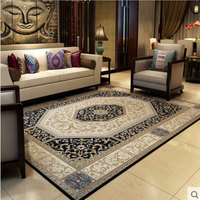 Large 200x250cm Carpets European Coffee Table Rugs And Carpet Bedroom Area Rug Floor Mat Chinese Style