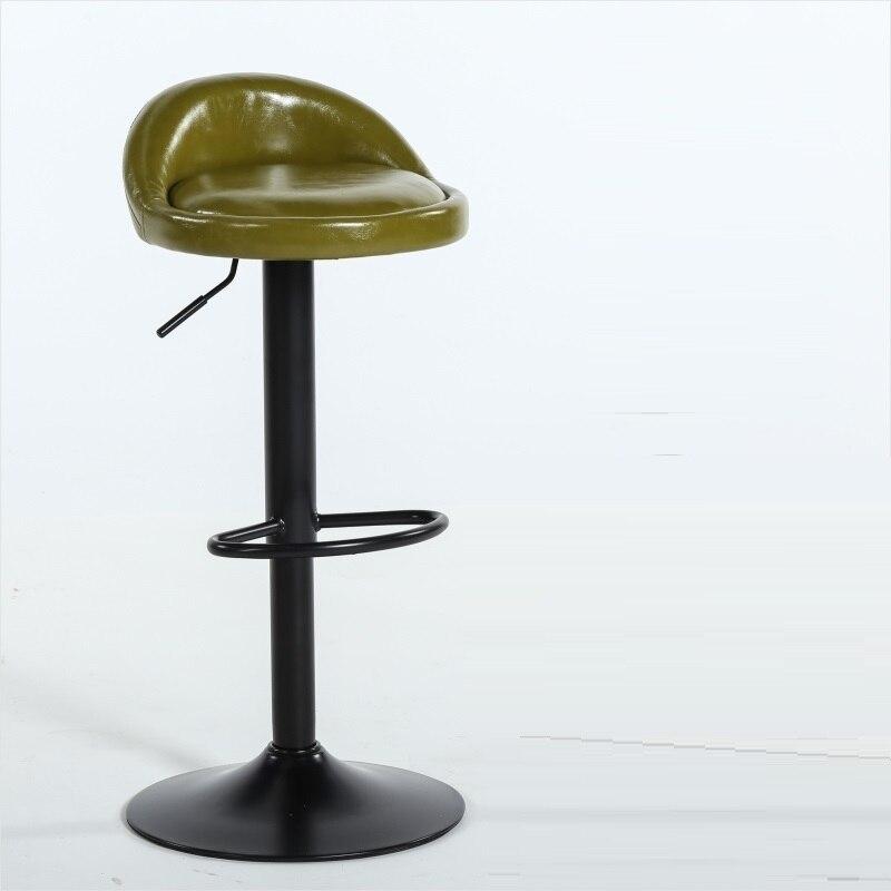 Купить с кэшбэком Ikayaa Taburete Hokery Para Barra Stoelen Table Barkrukken Industriel Sedie Sedia Cadeira Silla Tabouret De Moderne Bar Chair