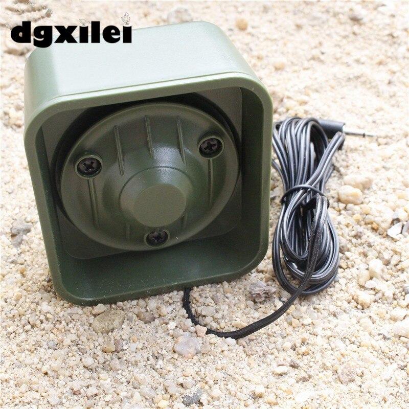 35W Speaker Goose Decoy Sound Mp3 Player Decoy Goose Animal Sounds Mp3 Bird Caller Wild Animals Hunting Decoy