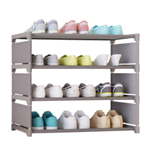 Oloey Simple Shoe Cabinets Ironwork Multi-layer Assembly Of Shoe Rack With Modern Simple Dustproof Shoe Cabinet 50cm Hight lk1666 bedside lockers simple modern storage rack with drawers cheap assembly nightstand european corner cabinets