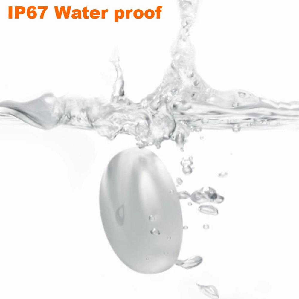 Image 3 - Xiaomi Aqara Wireless Flood Water Immersing Sensor IP67 Waterproof App Remote Cantrol Remote Mijia Smart Home SecuritySmart Remote Control   -