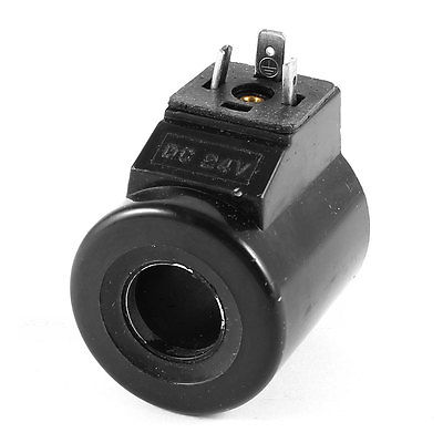 12V/24VDC 36V/110V/220V/380VAC 20mm Core Dia Pneumatic Control Air Solenoid Valve Coil 53mm Height