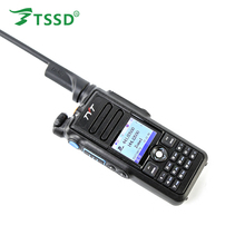 Newest Unique 5W Golden Color Baofeng UV-5RE Dual Band Ham Radio Amateur Transceiver Free Headset hokkaido nippon ham fighters tohoku rakuten golden eagles beginners pack