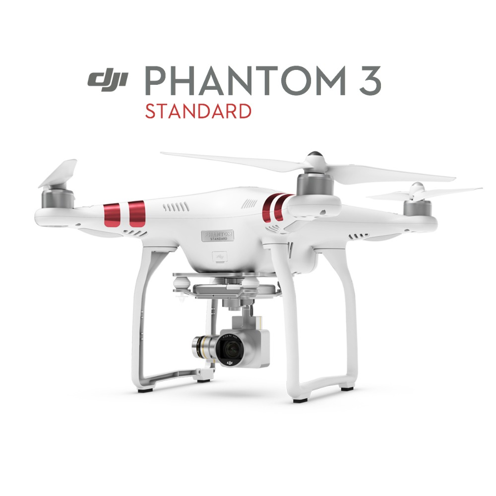 DJI Phantom 3 Standard Quadcopter font b Drones b font with Camera HD 2 7K Build