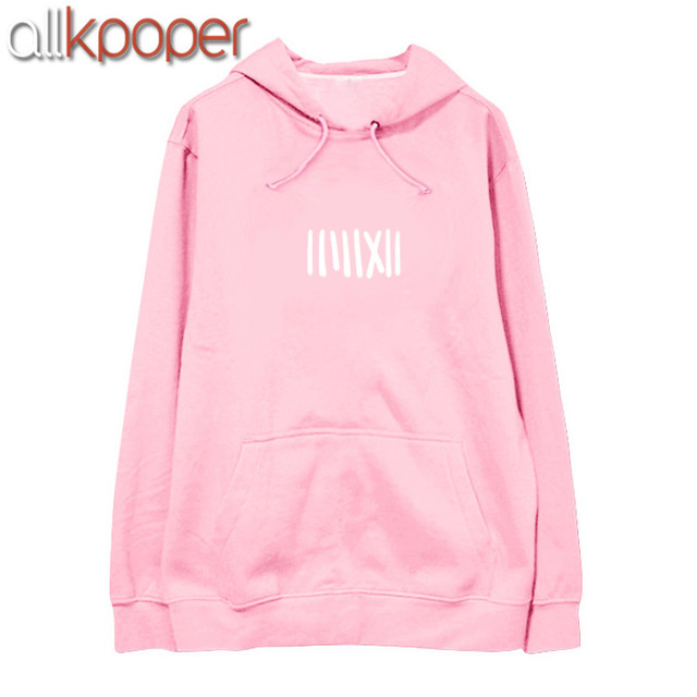 Allkpoper Kpop Blackpink Hoodie Lisa Pullover Whistle Sweatershirt