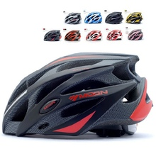 Outdoor Cycling Cool Men's MTB Road Bicycle Bike Helmet PC+EPS Cycling Protector Integrally-molded Helmet Bicycle Accessories