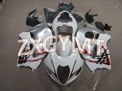 Plastic Stroomlijnkappen GSX-R1300 2006 Body Kits voor Suzuki GSXR1300 2006 Stroomlijnkappen GSX R1300 1997-2007