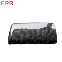 For Nissan Skyline R33 Carbon Fiber Armrest Box Cover Body Kit Tuning Part For GTR R33 GTR Armrest Box Cover