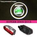 2x LED дверь шаг любезно лазерный проектор света Для Skoda Superb 2009-2015