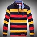 2016 Бренд Одежды Свитер мужчин Высокое Качество Tace & Shark Свитер деловой стиль пуловеры мужские полосатые свитера shark sweaterT651