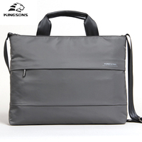 Kingsons 15 Inch Notebook Computer Sleeve Bag Fashion Business Handbag For Men And Women 2017 Laptop