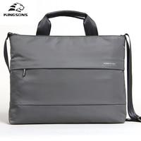 Kingsons 15 Inch Notebook Computer Sleeve Bag Fashion Business Handbag For Men And Women 2017 Laptop