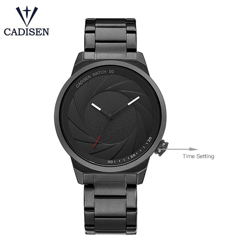 男性腕時計CADISEN - メンズ腕時計 - 写真 4