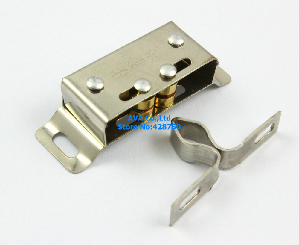 Aliexpress Com Buy 10 Cabinet Roller Catch Cupboard Door