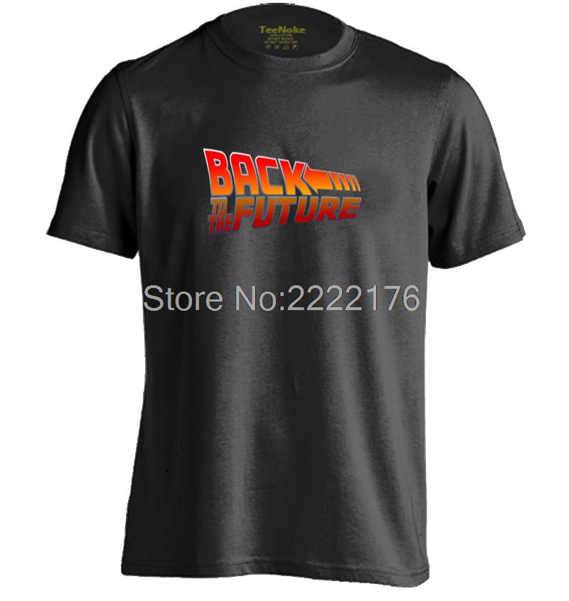 Back to the Future Mens & Womens Newest T shirt